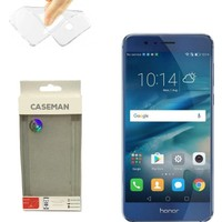 Case Man Huawei Honor 8 Silikon Kılıf Ultra İnce Koruma Telefonunuza Tam Uyumlu