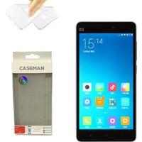 Case Man Xiaomi Mi4c Silikon Kılıf Ultra İnce Koruma Telefonunuza Tam Uyumlu