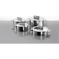 Veito Platinum 8 Parça Çelik Tencere Seti