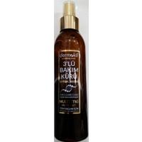Dermokil Sıvı Saç Kremi Natural Haır 3 Lü Bakım Kürü 200 Ml