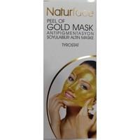Naturface Leke Açıçı Soyulabilir Altın Maskesi 100 Ml
