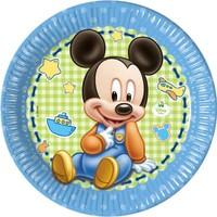 Balonevi Disney Baby Mickey Tabak 23 Cm (8 Ad)