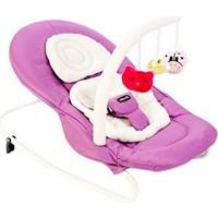 Vauva Bounce Sallanır Oyuncaklı Ev Tipi Ana Kucağı Lila