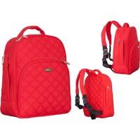 M&Y Collection Lale Sırt Çantası - Kırmızı