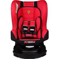 Ferrari Revo 0-18 Kg 360 Derece Dönebilen Oto Koltuğu - Kırmızı