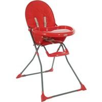Papetto Pratik Mama Sandalyesi Kırmızı