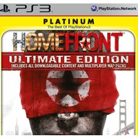 Homefront Ultimate Ed. Ps3