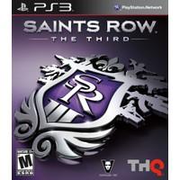 Saint Row The Third Ps3