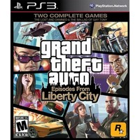Gta 4 Liberty City Stories Ps3