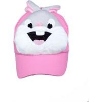 Zeze Kids Hayvan Figürlü Şapka Z102 Pınk