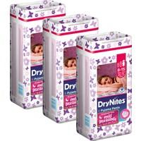 Huggies Dry Nites Gece Külodu Kız Large Beden 3 Adet