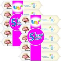 Uni Baby Sensitive Islak Havlu 5'li x 2 Adet