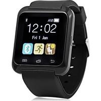 Everest Ever Watch EW-403 Bluetooth Smart Watch Siyah Akıllı Saat