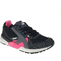 Jump 13822 Bayan Spor Ayakkabı Siyah