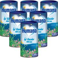 Humana İyi Geceler Bitki Çayı 200 gr - 6'lı