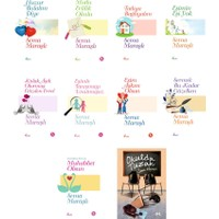 En Çok Satılan Kitaplar - Sema Maraşlı 10 Kitap Set