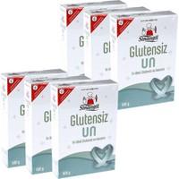 Sinangil Glutensiz Un 6x500gr