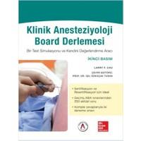 Klinik Anesteziyoloji Board Derlemesi