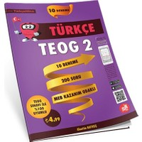 Arı Yayınları Teog 2 Türkçe Deneme Türkçemino