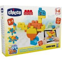 Chicco Eğitici Bloklar - Dinazorlar 30 Parça