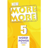 Kurmay Yayınları 5.Sınıf More and More Word Power