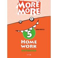 Kurmay Yayınları 5.Sınıf More&More Homework