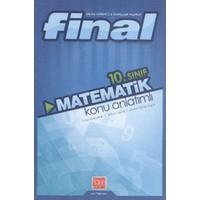 10. Sınıf Matematik Konu Anlatımlı Final Yayınları