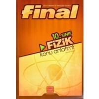 10.Sınıf Fizik Konu Anlatımlı Final Yayınları