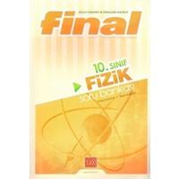 10.Sınıf Fizik Soru Bankası Final Yayınları