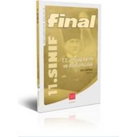 11. Sınıf T. C. İnkılap Tarihi ve Atatürkçülük Soru Bankası Final Yayınları