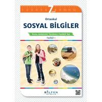 7.Sınıf Sosyal Bilgiler Konu Anlatımlı Yardımcı Fasikül Set Bilfen Yayınları