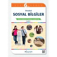 6.Sınıf Sosyal Bil. Konu Anlatımlı Yardımcı Fasikül Set Bilfen Yayınları