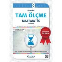 8. Sınıf Tam Ölçme Matematik Soru Bankası Bilfen Yayınları