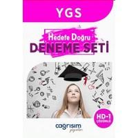 Ygs Hedefe Doğru Ygs 5 li Deneme ÇağrışımYayınları