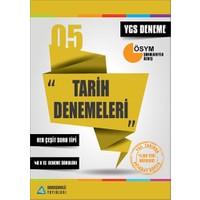YGS Tarih Denemeleri SıradışıAnaliz Yayınları