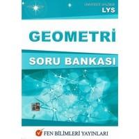 Fen Bilimleri Yayınları Yıldız Sersi LYS Geometri Soru Bankası