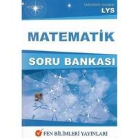 Fen Bilimleri Yayınları Yıldız Sersi LYS Matematik Soru Bankası