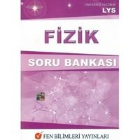 Fen Bilimleri Yayınları Yıldız Serisi LYS Fizik Soru Bankası