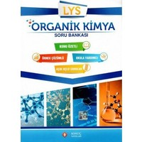 Sonuç Yayınları LYS Organik Kimya Konu Özetli Soru Bankası