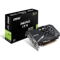 MSI NVIDIA GeForce GTX 1060 AERO ITX 6G OC 6GB 192 bit GDDR5 DX(12) PCI-E 3.0 Ekran Kartı (GTX 1060 AERO ITX 6G OC)
