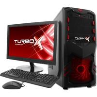 "Turbox TR3002 Intel Core i3 330M 4GB 250GB Freedos 18.5"" Masaüstü Bilgisayar"