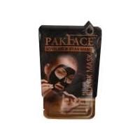 Pakface Soyulabilir Siyah Maske Tek Kullanımlık 15Ml