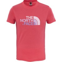 The North Face Easy Çocuk T-Shirt Pembe