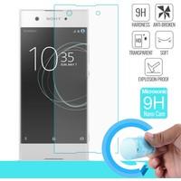 Microsonic Sony Xperia XA1 5.0'' Nano Cam Ekran koruyucu Kırılmaz film