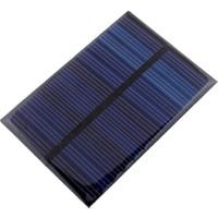 Solar Panel Güneş Paneli Batarya 6v 0.6w