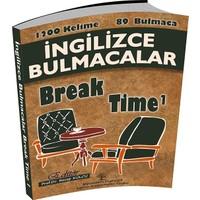 Biyosistem İngilizce Bulmacalar Break Time 1