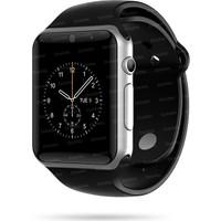 Dark SW10S Smart Design Android ve IOS Uyumlu Akıllı Saat Gümüş (DK-AC-SW10S)