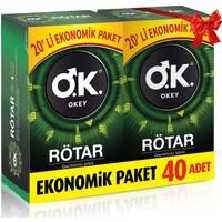 Okey Rötar 40'lı Fırsat Paketi
