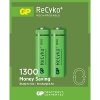 GP 2'li ReCyko 1300 Serisi Ni-Mh Şarj Edilebilir AA Kalem Pil (GP130AAHCEMTR-2GB2)