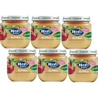 Hero Baby Karışık Elmalı Kavanoz Maması 120 gr - 6'lı